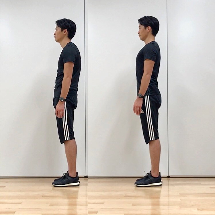 姿勢改善 姿勢不良 いい姿勢 美姿勢